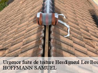 Réparation fuite de toiture à Hesdigneul Les Boulogne tél: 03.59.28.30.83