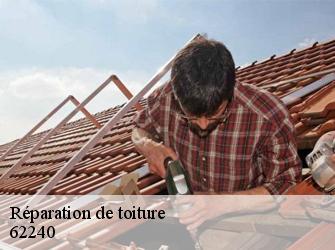 Réparation de toiture à Quesques 62240